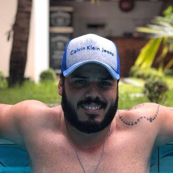 André Lopes comemora mais um aniversário