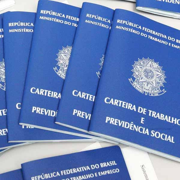 Cinco vagas de emprego estão disponíveis no PAT de Paraguaçu