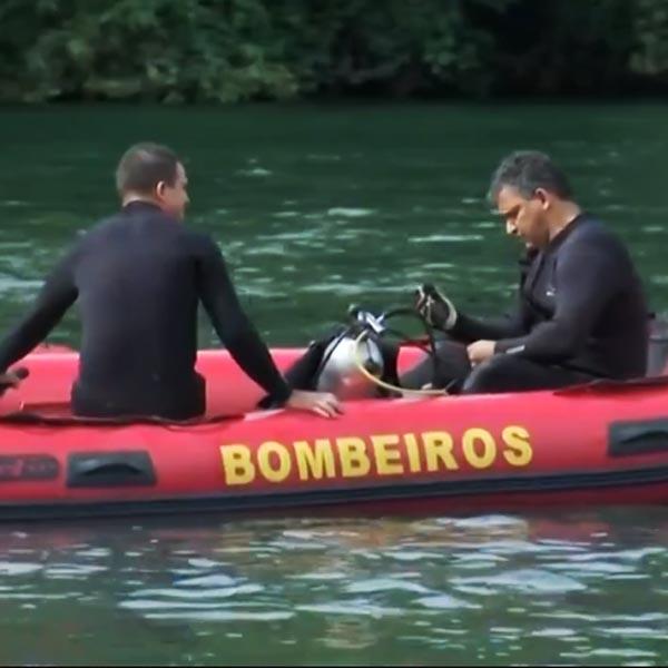 Homem morre afogado e três pessoas desaparecem no Rio Paranapanema em Chavantes