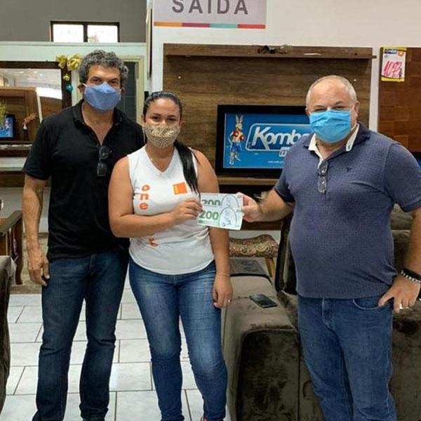Grupo Kombat entrega prêmios a funcionários