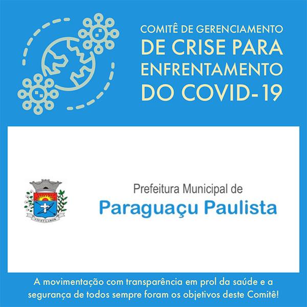 Comitê faz reflexão sobre o trabalho desenvolvido no enfrentamento do Covid-19 em Paraguaçu