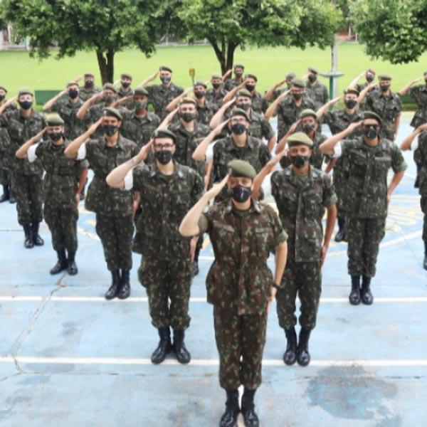 Tiro de Guerra realiza cerimônia de encerramento do ano de instrução/2020