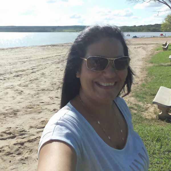 Zilda Silva Lopes faz aniversário