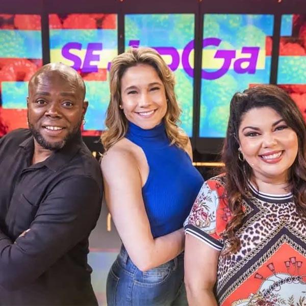 Se Joga vai ocupar a casa de vidro do Mais Você em retorno à Globo