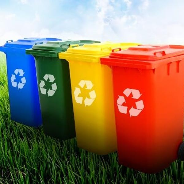 Cooperativa pede que população separe e identifique lixo reciclável