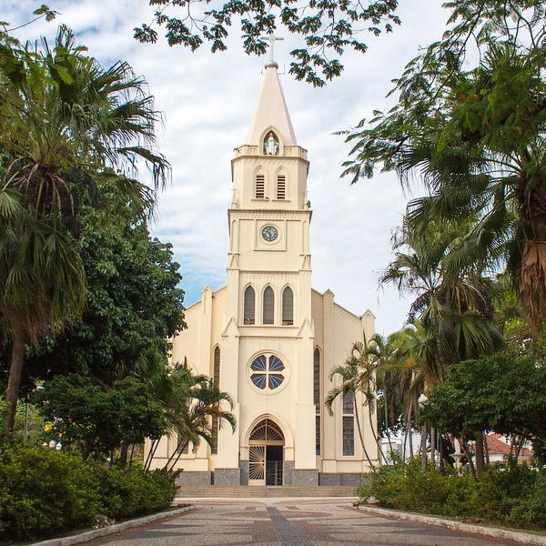 Horários das missas na Paróquia Nossa Senhora da Paz sofrem alterações