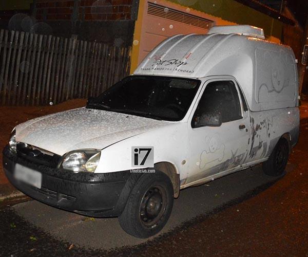 Veículo furtado em Assis é encontrado abandonado em Paraguaçu Paulista