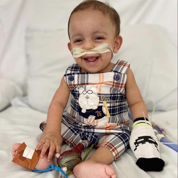 Morre neto de paraguaçuense que teve coração transplantado