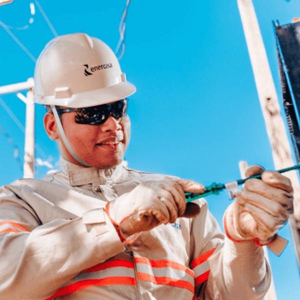 Energisa abre vaga de emprego para eletricista em Assis