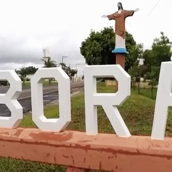 Prefeitura e estado divergem por morte de Covid-19 em Borá
