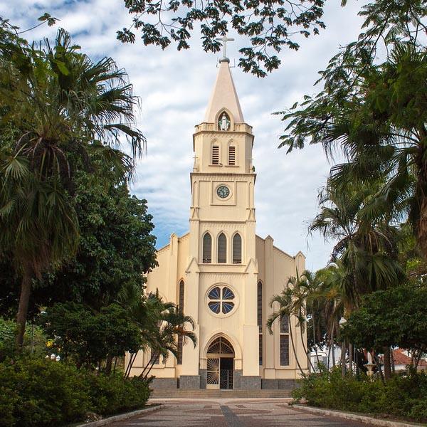 Missas presenciais iniciam a partir de segunda-feira (19) em Paraguaçu Paulista