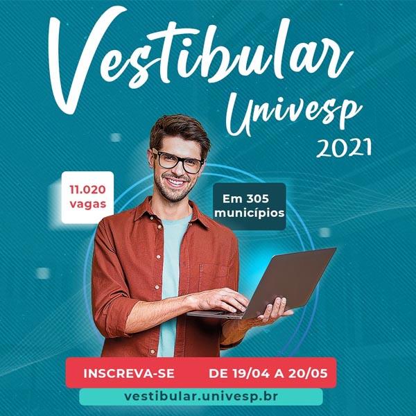 Quatá abre inscrições para o vestibular 2021 da Univesp