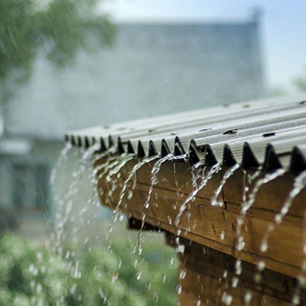 Defesa Civil distribui alerta de risco meteorológico para esta semana