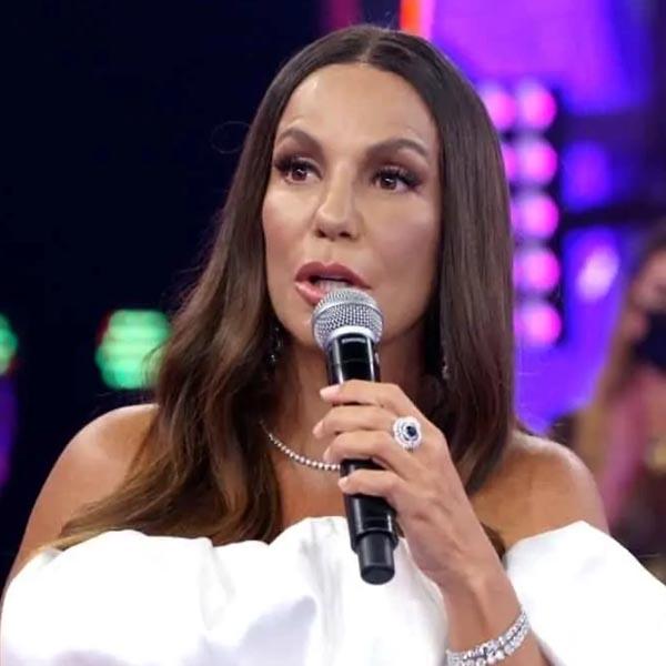 Ivete Sangalo é confirmada para apresentar programa no Multishow