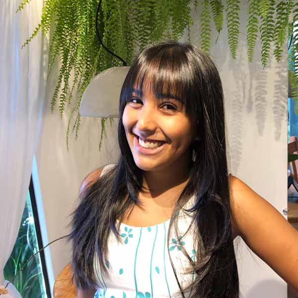 Júlia Beatriz comemora mais um aniversário
