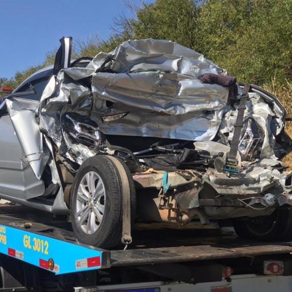 Grave acidente na SP-294 mata quatro pessoas de família mariliense