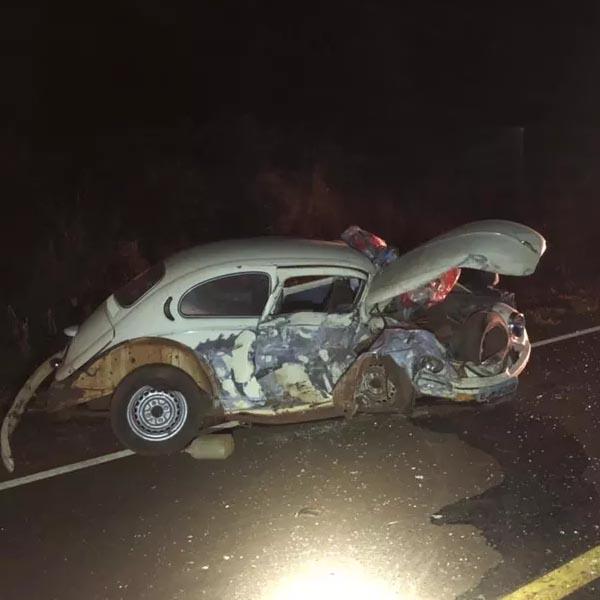 Motorista morre após colisão lateral entre veículos em rodovia de Cândido Mota