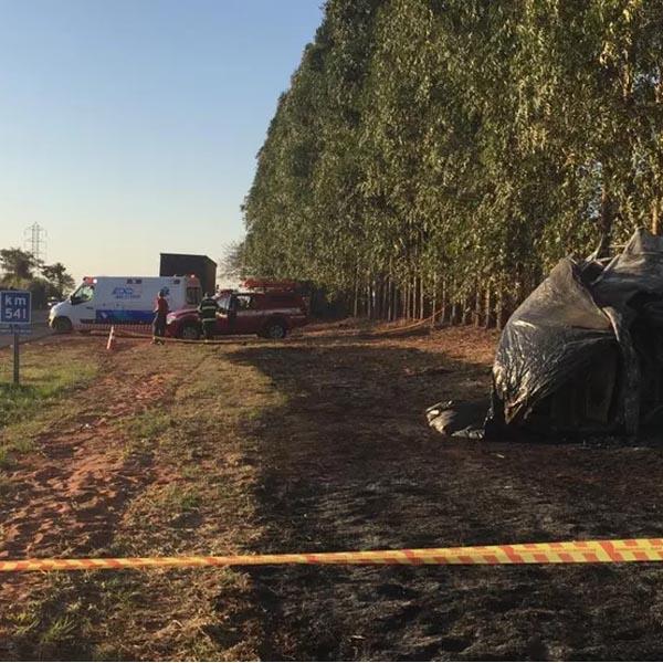 Acidente de trânsito deixa vítimas fatais em rodovia da região
