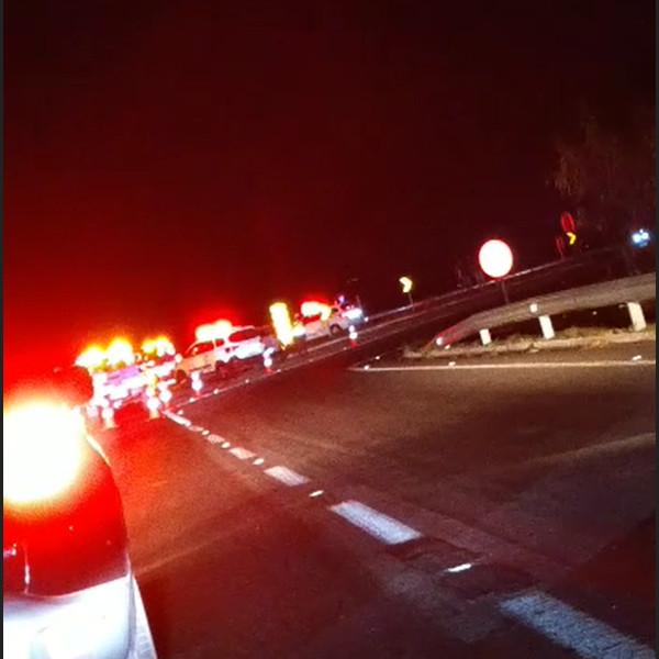 Rodas de caminhão atingem e matam homem em rodovia da região