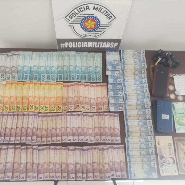 Paraguaçuense é preso após furtos em comércios de Tupã e Quatá