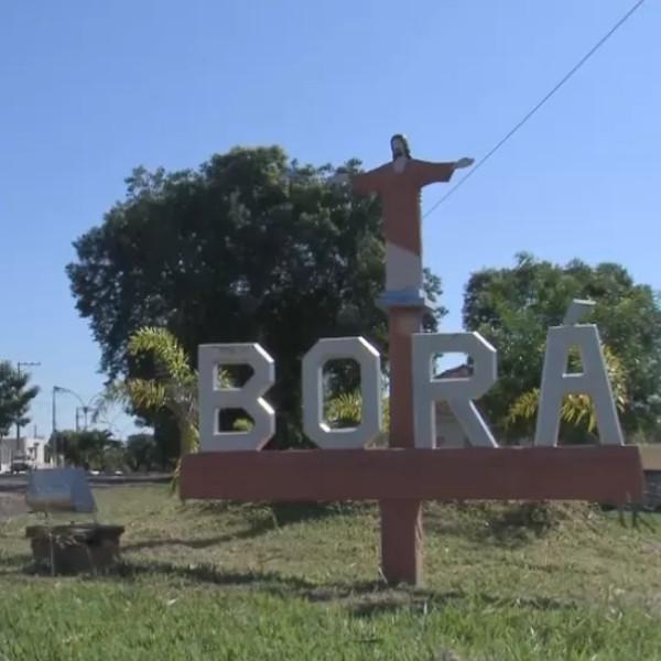 Com 1 habitante a mais na estimativa do IBGE, Borá chega a 839 moradores