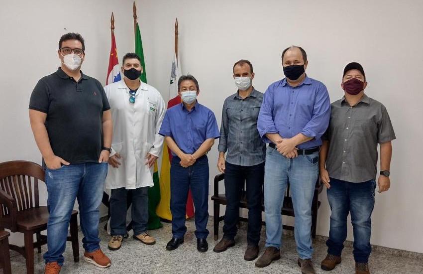 Prefeitura de Paraguaçu realiza contratação de médicos especialistas