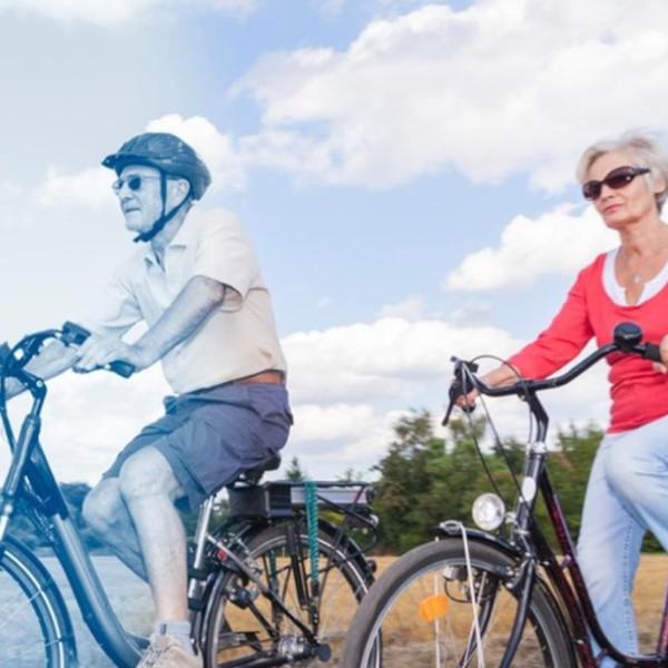 Departamento de Assistência Social promove passeio ciclístico para a 3ª idade