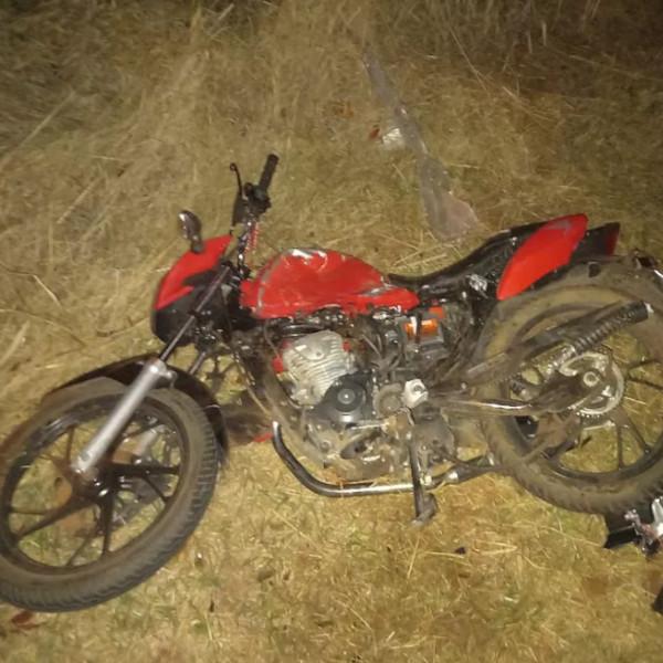 Acidente entre motocicleta e carro mata jovem em Rancharia