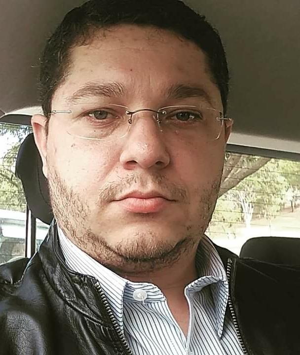 Fernando Rocha faz aniversário
