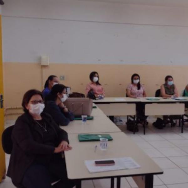 Assistência Social participa de curso motivacional
