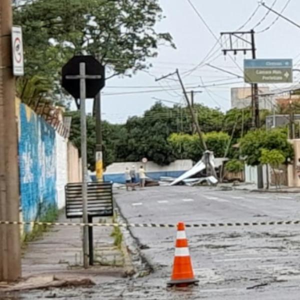 Prefeitura de Paraguaçu orienta população após temporal