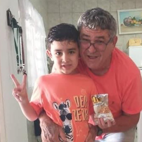Antonio Pelegrini, hoje é o dia de celebrar a vida!